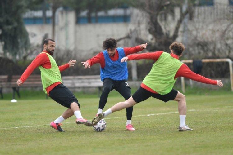 İnegölspor'da Erzincan maçı hazırlıkları