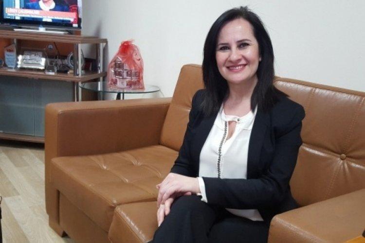 Türk Metal Sendikasında ilk! Bursaşubeye kadın başkan