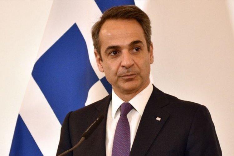 Yunanistan Başbakanı Miçotakis'ten Libya açıklaması