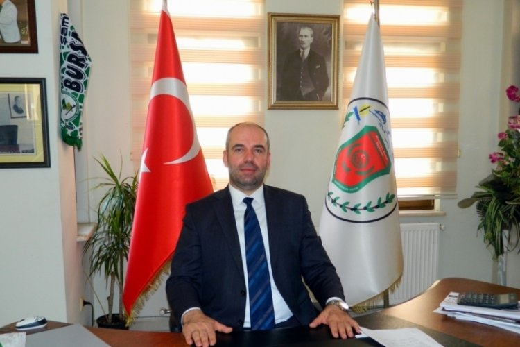Bursa Büyükşehir Belediyes'nin çekleri Mudanya esnafında da geçerli