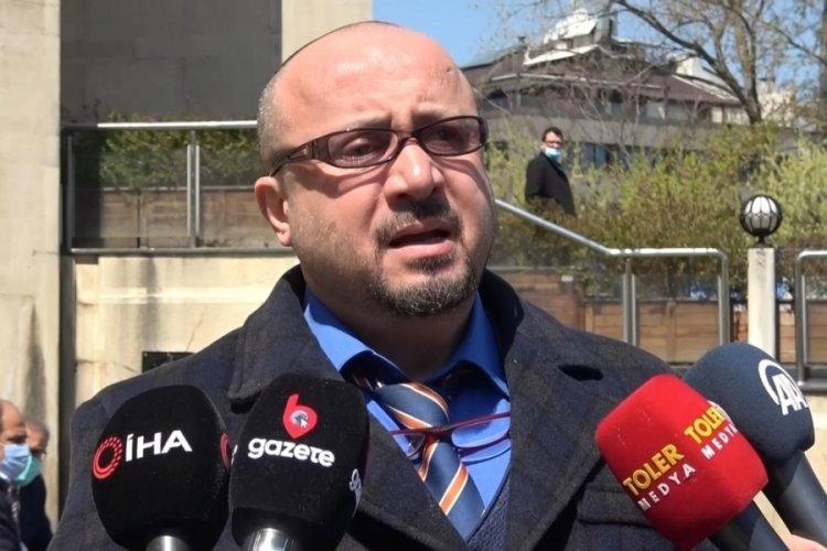 Bursalı avukat 104 amiralle ilgili suç duyurusunda bulundu