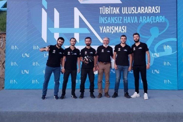 Bursa Uludağ Üniversitesi'nden Teknofest'e 240 öğrenci ve 45 takım