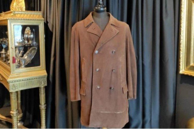 Atatürk'ün ceketi açık artırmaya çıkıyor!