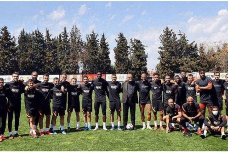 Galatasaray'da Abdurrahim Albayrak'tan imalı paylaşım!