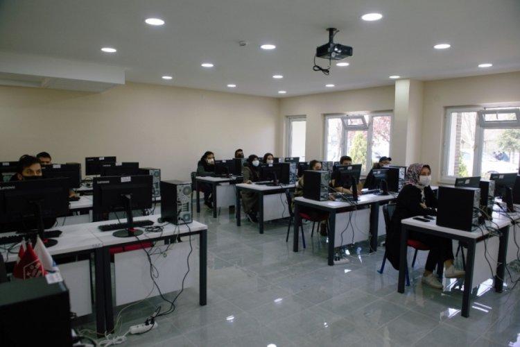 Bursa'da Bilgisayar Destekli İmalat eğitimi başladı