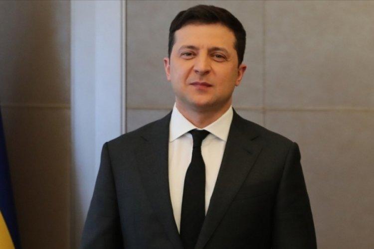 Zelenskiy, Japonya Başbakanı Suga ile Ukrayna sınırındaki Rus askeri hareketliliğini görüştü