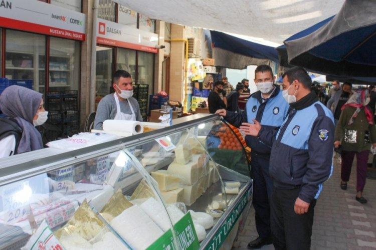 Bursa Karacabey Belediyesi'nden yoğun ramazan mesaisi