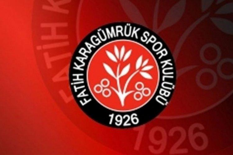 Fatih Karagümrük'te 6 futbolcu pozitif