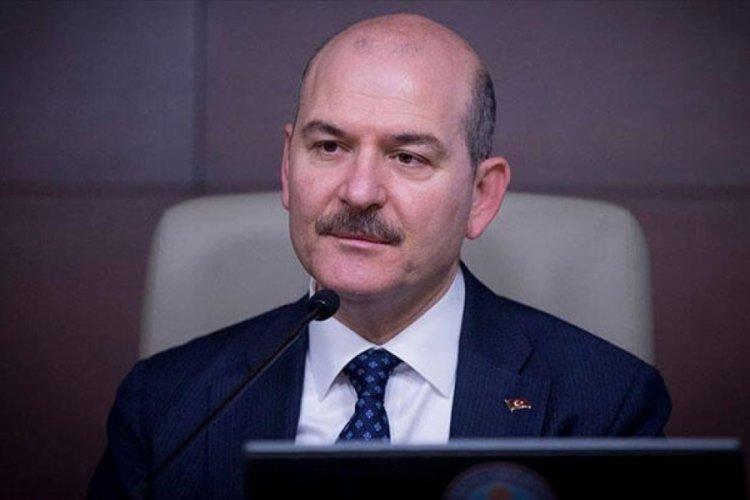 Bakan Soylu: TSK'mıza ve milletimize başsağlığı diliyorum