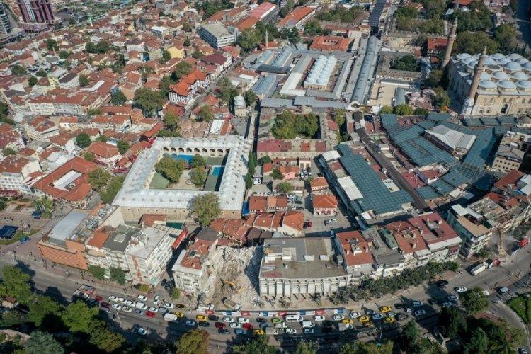 Cumhurbaşkanı kararları Resmi Gazete'de! Bursa hanlar bölgesinde acele kamulaştırma