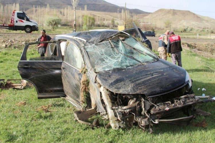 Belediye Başkanı makam aracıyla kaza yaptı - Bursada Bugün - Bursa bursa  haber bursa haberi bursa haberleri Bursa