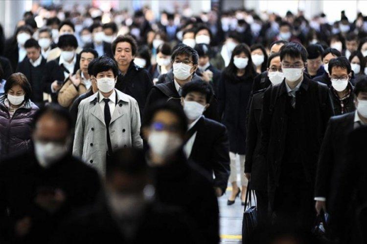 Japonya'da varyantlara ait vaka sayısı son bir haftada iki kat arttı