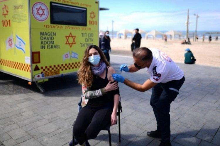 İsrail aşılama sayesinde 'sürü bağışıklığı' kazandı