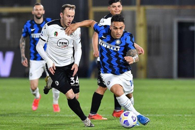 Inter yine kazanamadı