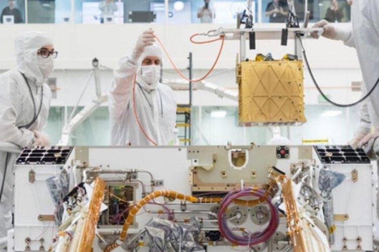 NASA'nın Perseverance aracından haber var: Oksijen üretildi