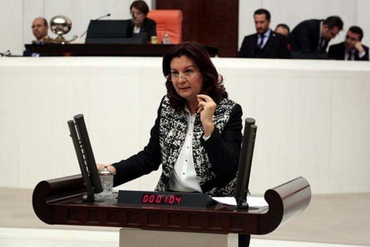 Bursa Milletvekili Karabıyık Türkiye'de çocukların yaşadığı ciddi sorunlara dikkat çekti
