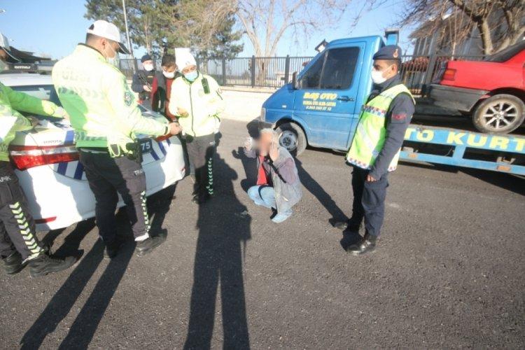 Defalarca alkollü yakalanan kişi yine alkollü çıktı