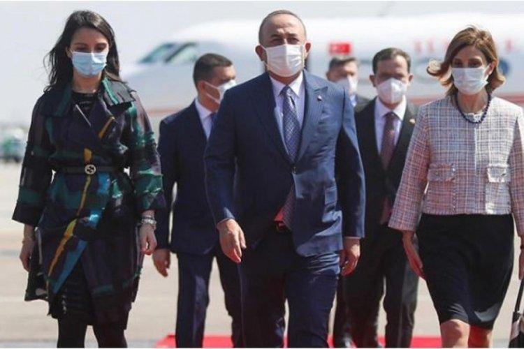 Çavuşoğlu, Dışişleri Bakanları Üçlü Toplantısı'na katılmak için Bükreş'e gitti