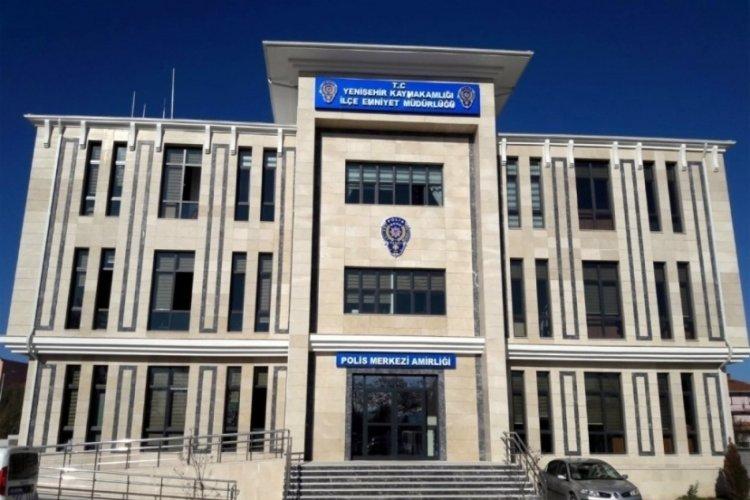 Bursa Yenişehir'de bir miktar uyuşturucu ele geçirildi