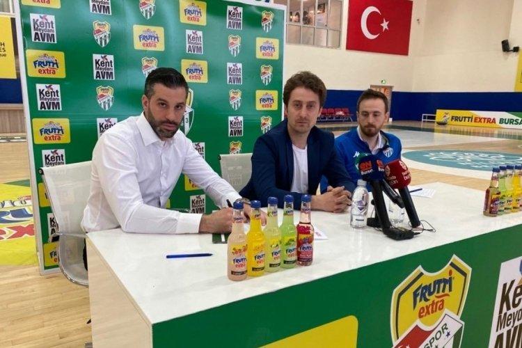 Frutti Extra Bursaspor, Dusan Alimpijevic'in sözleşmesini uzattı