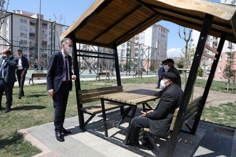 Bursa İnegöl akıllı parklarla donatılıyor