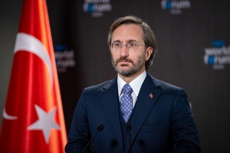 İletişim Başkanı Altun'dan YİK toplantısı sonrası açıklama