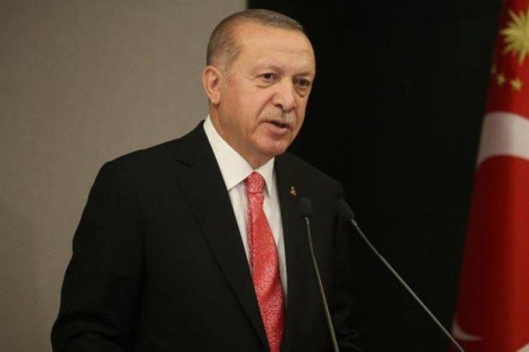 Cumhurbaşkanı Erdoğan'dan Çad Cumhurbaşkanı İdris Deby Itno'nun oğluna taziye telefonu