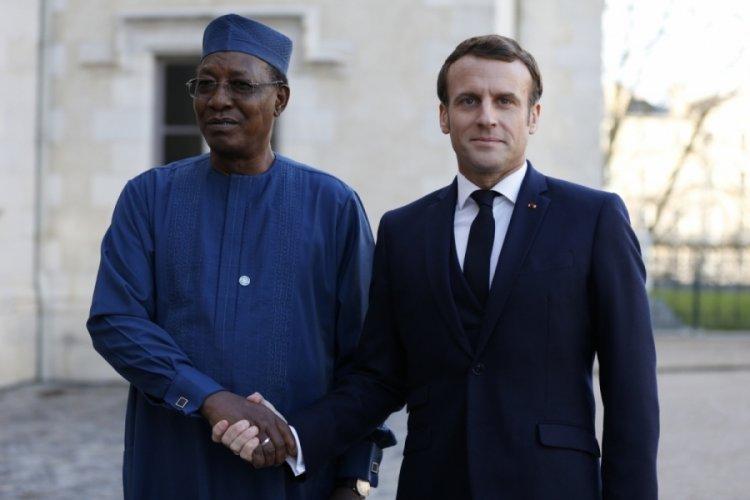 Macron, Devlet Başkanı Itno'nun cenaze töreni içn yarın Çad'a gidecek