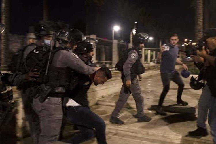 Fransız gazeteciden İsrail'e 'Filistin' tepkisi