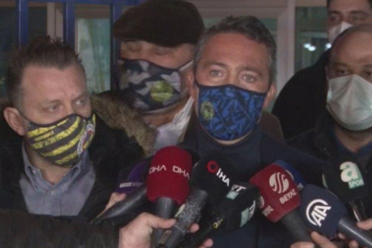 Ali Koç: Bizi kavga içine almaya çalışıyorlar
