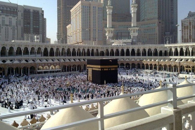 Mescid-i Haram'ı 1.5 milyon kişi ziyaret etti