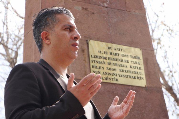 Eğilmez: Ermenilere ait bir tane dahi toplu mezar yok