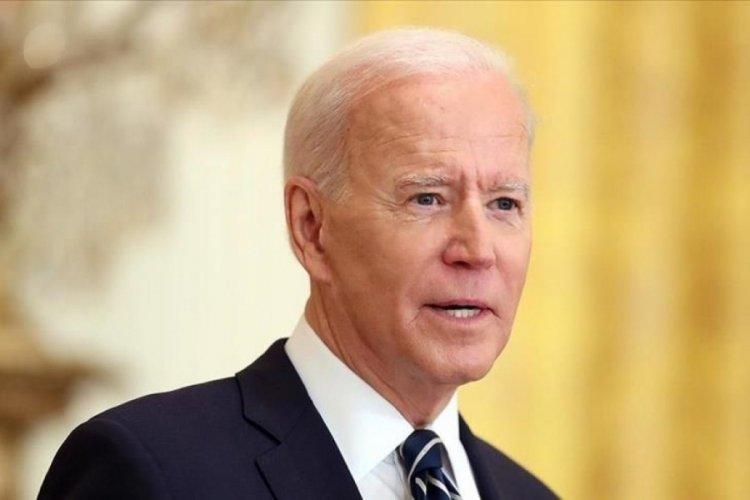 Adalet Bakanlığı'ndan Biden'ın skandal açıklamasına tepki
