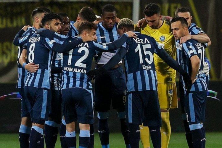 Adana Demirspor Süper Lig hedefine emin adımlarla ilerliyor