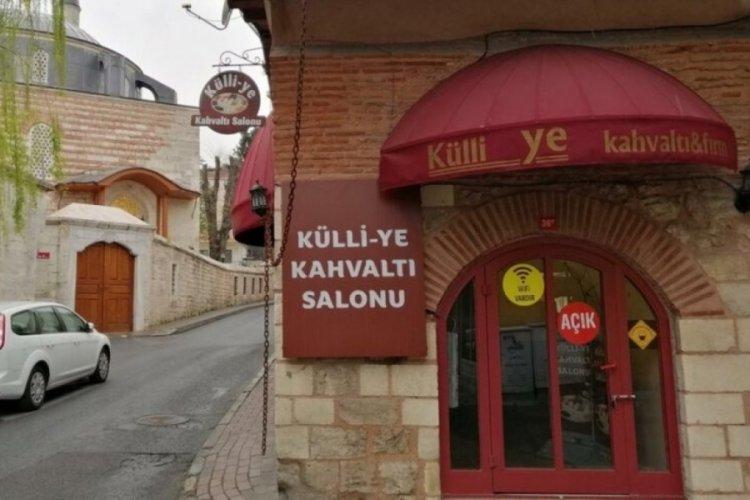 Mimar Sinan'ın eserini kahvaltı salonu yaptılar!
