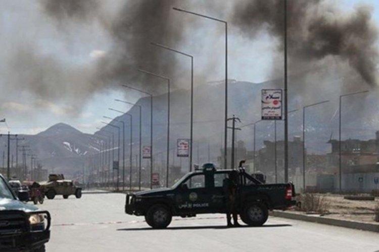 Afganistan'da bombalı saldırıda 5 polis öldü