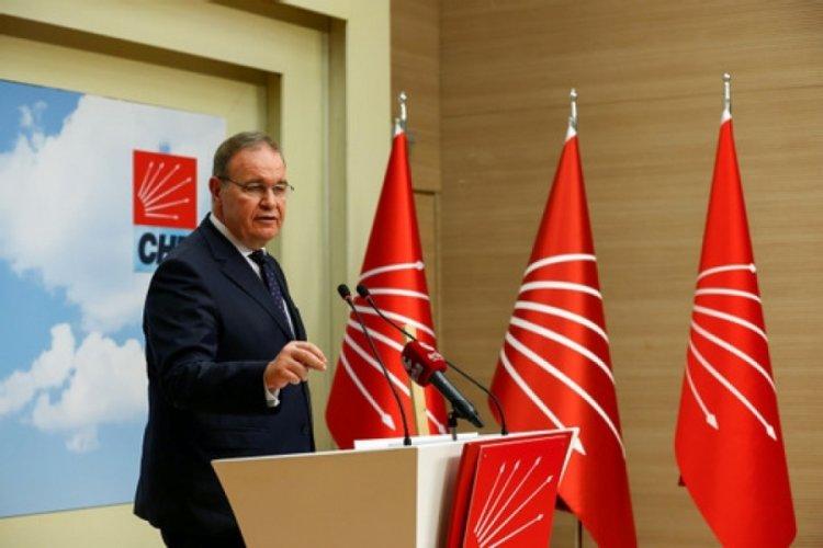 CHP'li Öztrak: Tarih yazmak, politikacıların görevi değildir