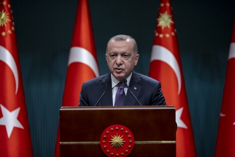 Cumhurbaşkanı Erdoğan duyurdu! Perşembe tam kapanma başlıyor