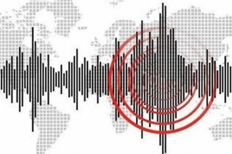 Kuşadası açıklarında korkutan deprem