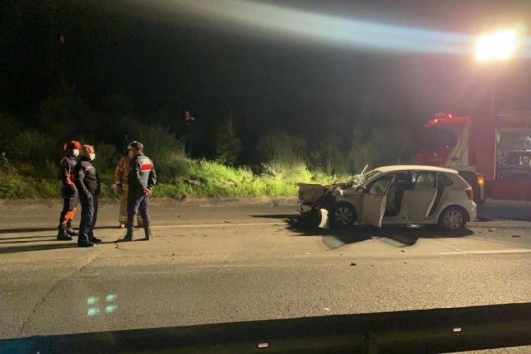 İstanbul Silivri'de kaza: 1 ölü