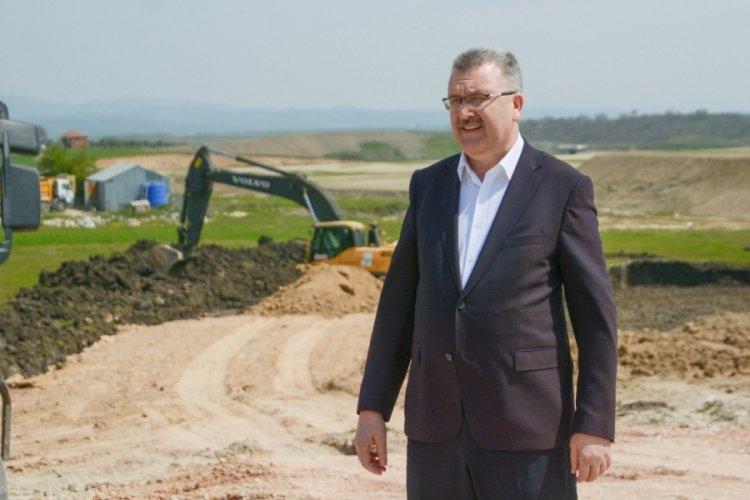 Bursa Karacabey, tarım ve hayvancılıkta yeni yatırımlarla büyümeye devam ediyor