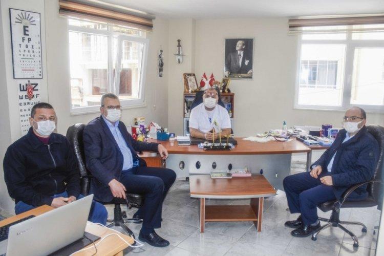 Bursa Karacabey'e yepyeni sağlık merkezi