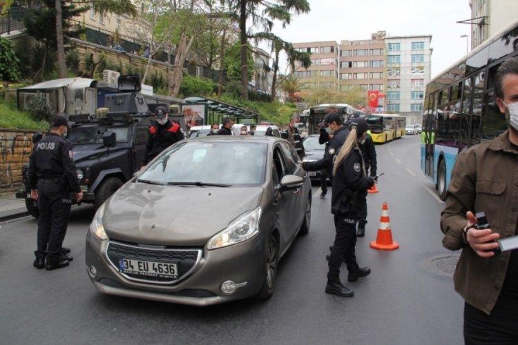 İstanbul 'Yeditepe Huzur' uygulamasında 72 bin 353 lira ceza