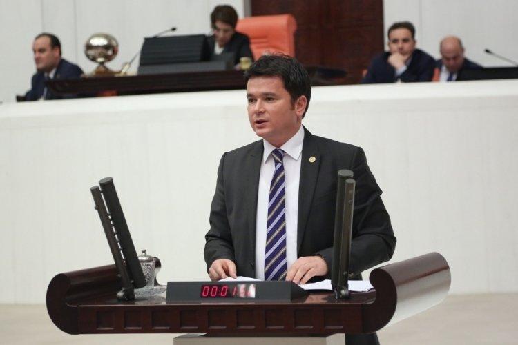 Bursa Milletvekili Aydın: Orhangazi'de yaşayanlar tehdit altında