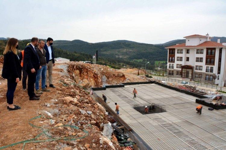 Bursa Orhaneli'de değişim ve gelişim sürüyor