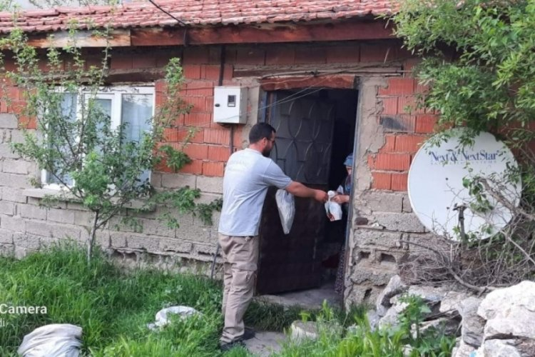 Bursa Orhaneli'nin yardım eli her yere ulaşıyor