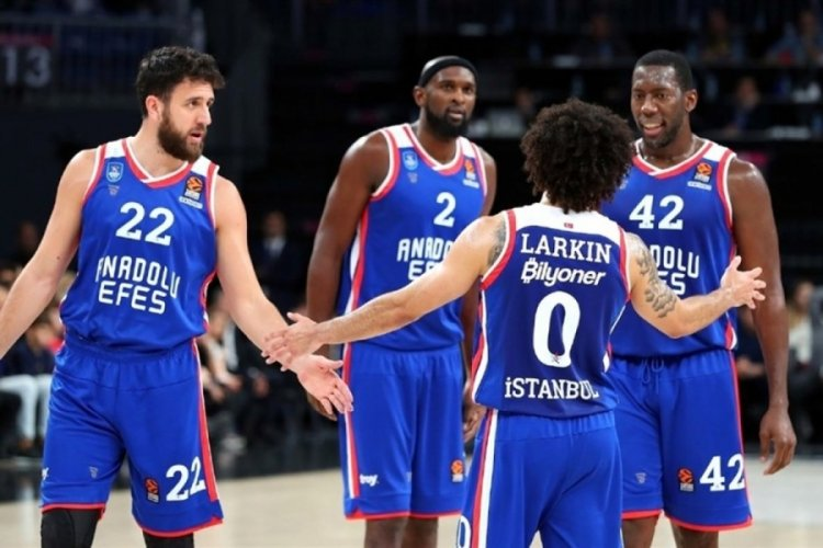 Anadolu Efes, Final Four'da