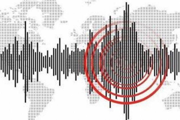 Bingöl'de deprem!