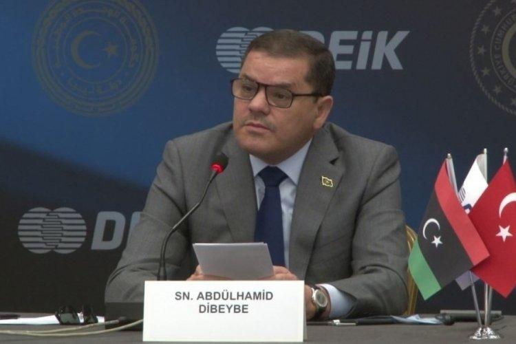 Dibeybe: Yunanistan ile aynı fikirde değiliz