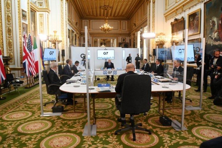 G7 Zirvesinde 27 sayfalık bildirge